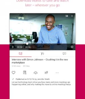 Microsoft Stream Ekran Görüntüleri - 15