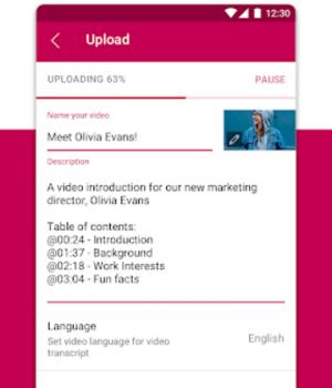 Microsoft Stream Ekran Görüntüleri - 4