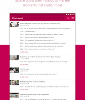 Microsoft Stream Ekran Görüntüleri - 8