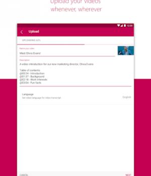 Microsoft Stream Ekran Görüntüleri - 9