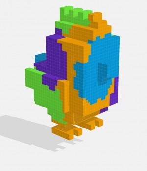 Cube Paint 3D - 3