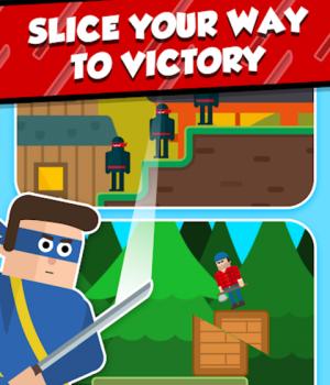Mr Ninja: Slicey Puzzles Ekran Görüntüleri - 12