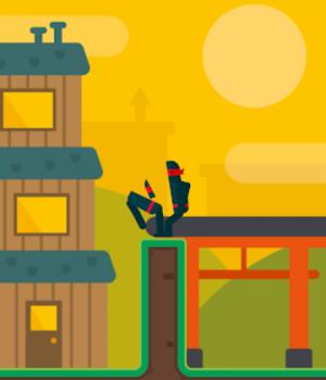Mr Ninja: Slicey Puzzles Ekran Görüntüleri - 5