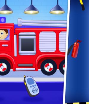 Fireman Game Ekran Görüntüleri - 1
