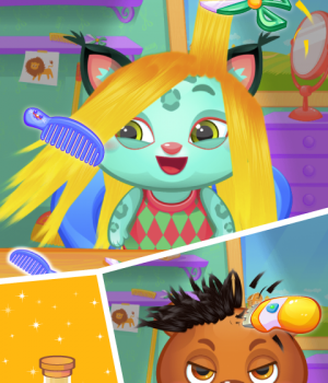 Pets Hair Salon Ekran Görüntüleri - 1