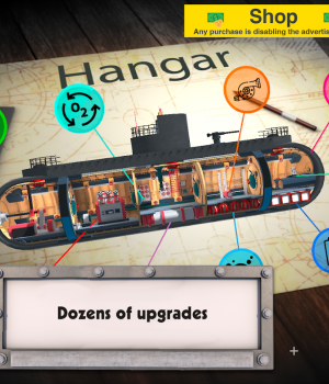 Simulator of Nuclear Submarine inc Ekran Görüntüleri - 1