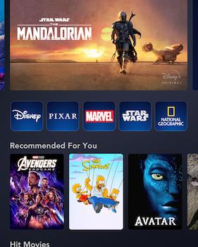 Disney+ Ekran Görüntüleri - 5