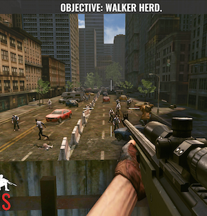 Sniper Zombies Ekran Görüntüleri - 3