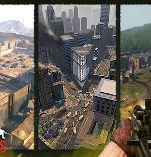 Sniper Zombies Ekran Görüntüleri - 5