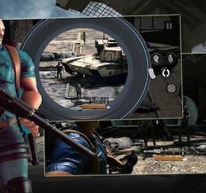 Zombie Gunfire Ekran Görüntüleri - 1