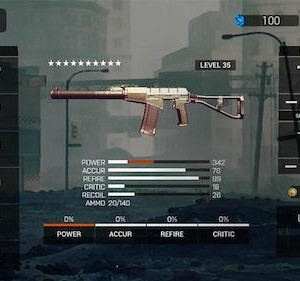 Zombie Gunfire Ekran Görüntüleri - 4