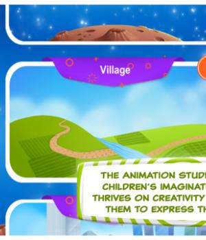 TRT Animasyon Stüdyosu Ekran Görüntüleri - 3