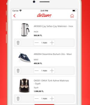 Arzum Online Alışveriş Ekran Görüntüleri - 4