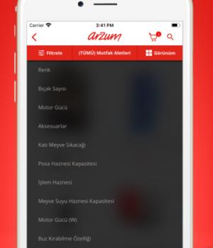 Arzum Online Alışveriş Ekran Görüntüleri - 5