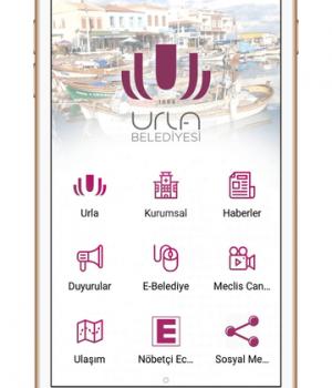 Urla Belediyesi Ekran Görüntüleri - 1