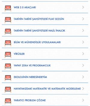 Özelim Eğitimdeyim Ekran Görüntüleri - 7