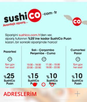 SushiCo Ekran Görüntüleri - 1