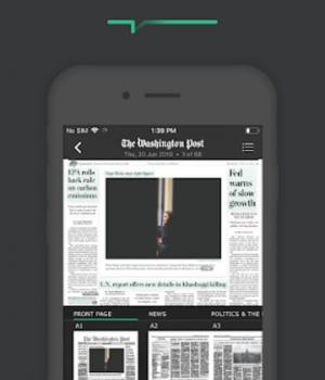 PressReader Ekran Görüntüleri - 3