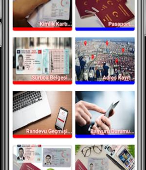 NVİ Mobil Ekran Görüntüleri - 3