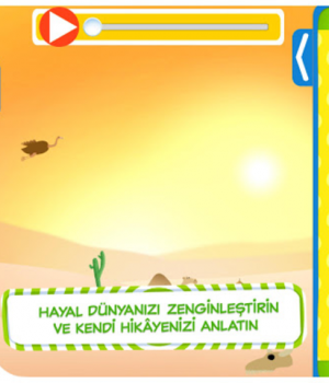 TRT Animasyon Stüdyosu Ekran Görüntüleri - 14