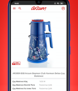 Arzum Online Alışveriş Ekran Görüntüleri - 3