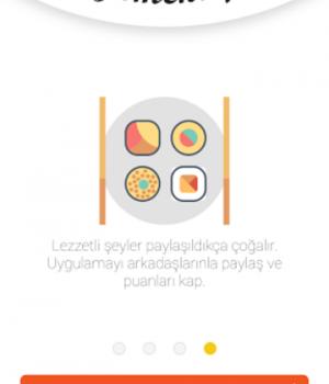 Yemektif Ekran Görüntüleri - 2