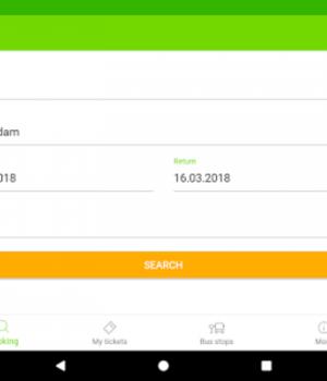 FlixBus Ekran Görüntüleri - 7