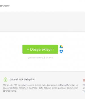 PDF Candy Ekran Görüntüleri - 2