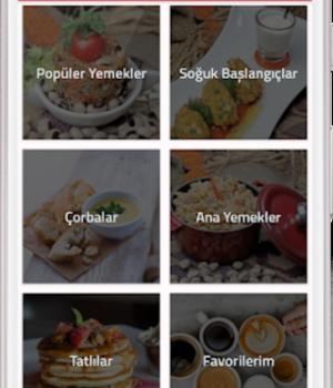 Bakliyatlı Yemek Tarifleri Ekran Görüntüleri - 1