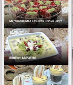 Bakliyatlı Yemek Tarifleri Ekran Görüntüleri - 2
