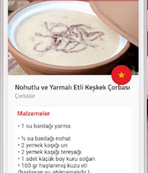 Bakliyatlı Yemek Tarifleri Ekran Görüntüleri - 5