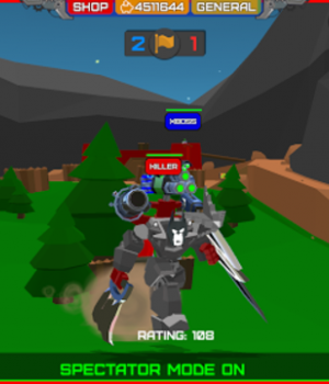 Armored Squad: Mechs vs Robots Ekran Görüntüleri - 13