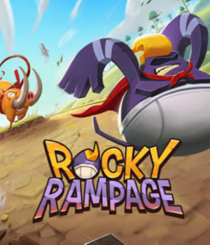 Rocky Rampage Ekran Görüntüleri - 1