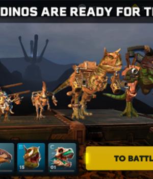Dino Squad Ekran Görüntüleri - 15