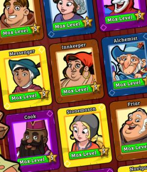 Royal Idle: Medieval Quest Ekran Görüntüleri - 2