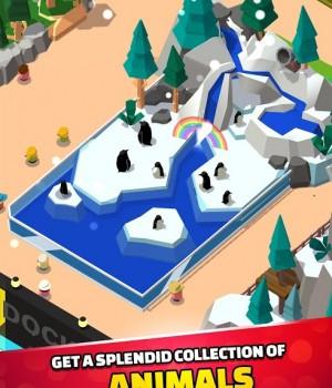 Idle Zoo Tycoon 3D - 3