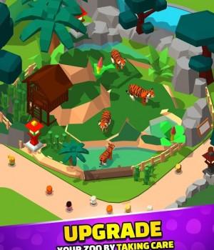 Idle Zoo Tycoon 3D - 1