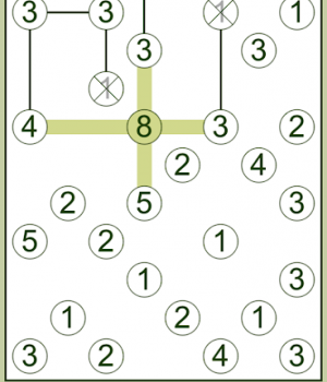 Conceptis Hashi - 4