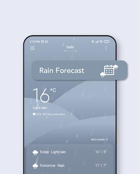 Xiaomi Weather Ekran Görüntüleri - 4