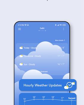 Xiaomi Weather Ekran Görüntüleri - 6