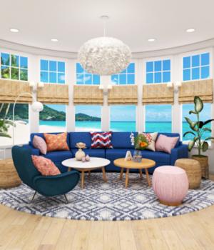 Home Design: Paradise Life Ekran Görüntüleri - 14