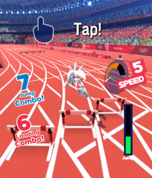 Sonic at the Olympic Games Tokyo Ekran Görüntüleri - 3
