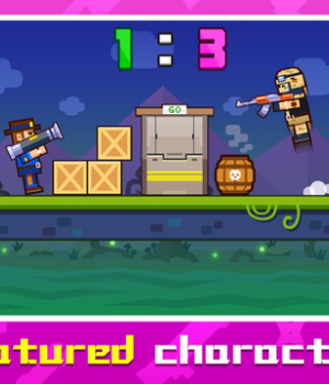 Pixel Gun Fighter Ekran Görüntüleri - 2