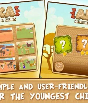 Africa Games for Kids Ekran Görüntüleri - 1