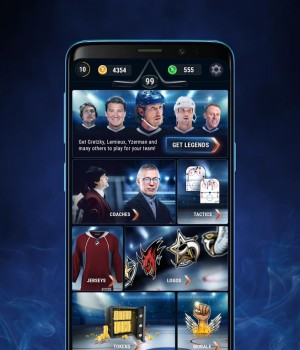 Big6 Hockey Manager Ekran Görüntüleri - 3