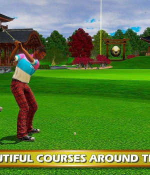 Golden Tee Golf Ekran Görüntüleri - 3
