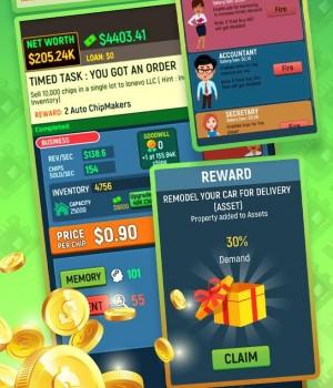 Idle Chip Factory Tycoon Ekran Görüntüleri - 2