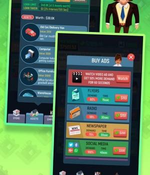Idle Chip Factory Tycoon Ekran Görüntüleri - 3