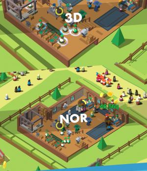 Idle Medieval Town Ekran Görüntüleri - 3