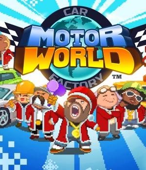 Motor World Car Factory Ekran Görüntüleri - 2
